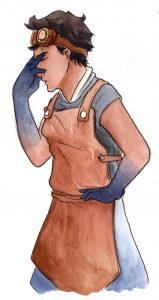 Dye Worker
